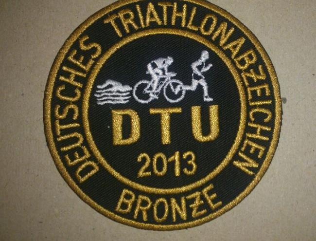 Triathlonabzeichen
